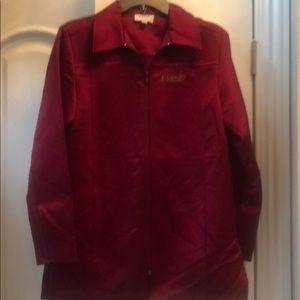 Jackets & Blazers - Protective zip up jacket